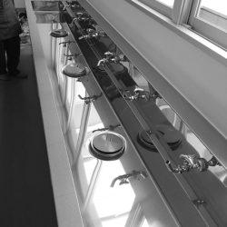 学校用  ステンレス  手洗い流し台
